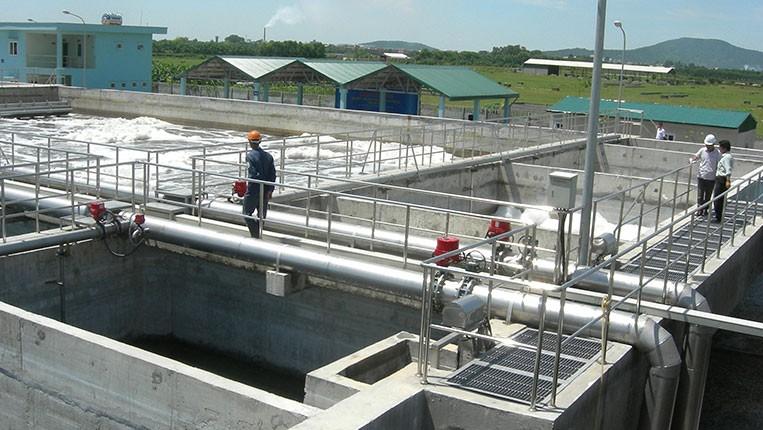 Sau hơn 1 năm, Gói thầu Xây dựng nhà máy xử lý nước thải và trạm bơm tại Lạng Sơn vẫn chưa chọn được nhà thầu. Ảnh: Hoài Đức