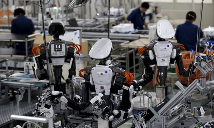 Trí tuệ nhân tạo và robot sẽ tạo ra hàng triệu việc làm mới vào năm 2022 - ảnh 1