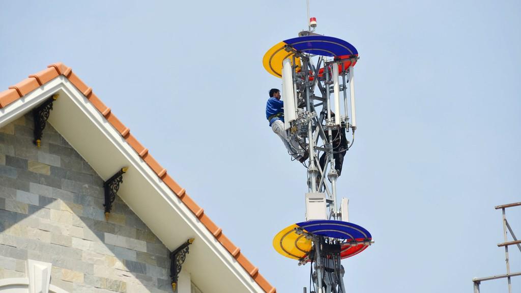 Chuyển giao công nghệ từ DN FDI sang DN trong nước được thực hiện nhanh, chất lượng tốt nhất trong lĩnh vực viễn thông. Ảnh: Lê Tiên