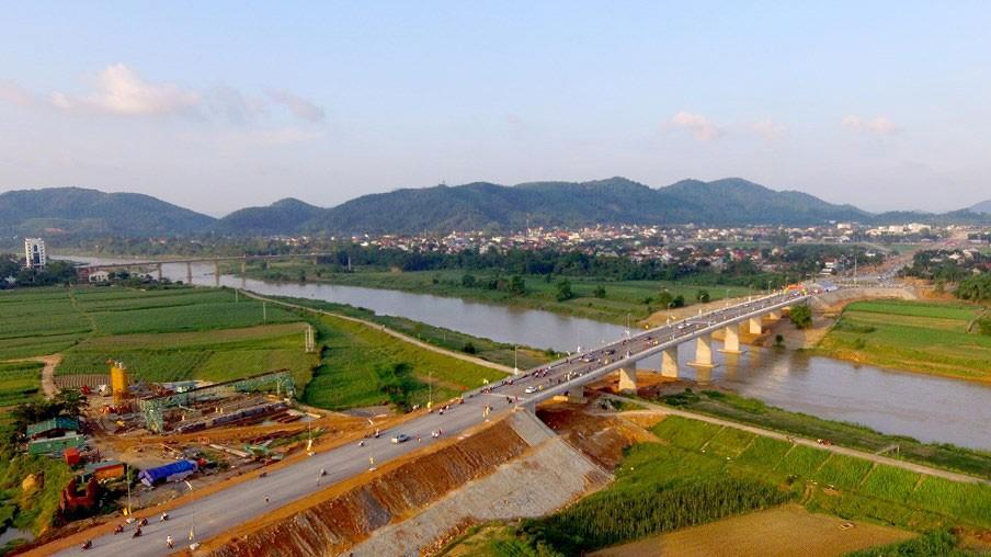 Dự án Đầu tư xây dựng Cầu Hiếu 2 và đường hai đầu cầu, thị xã Thái Hòa, tỉnh Nghệ An được triển khai theo hình thức BT