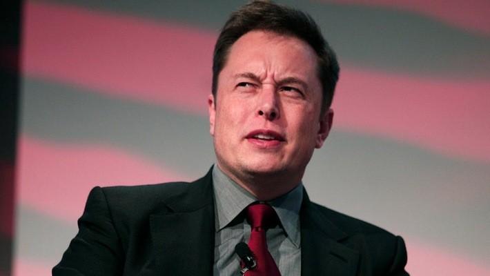 Tỷ phú Elon Musk, nhà sáng lập kiêm CEO của Tesla.
