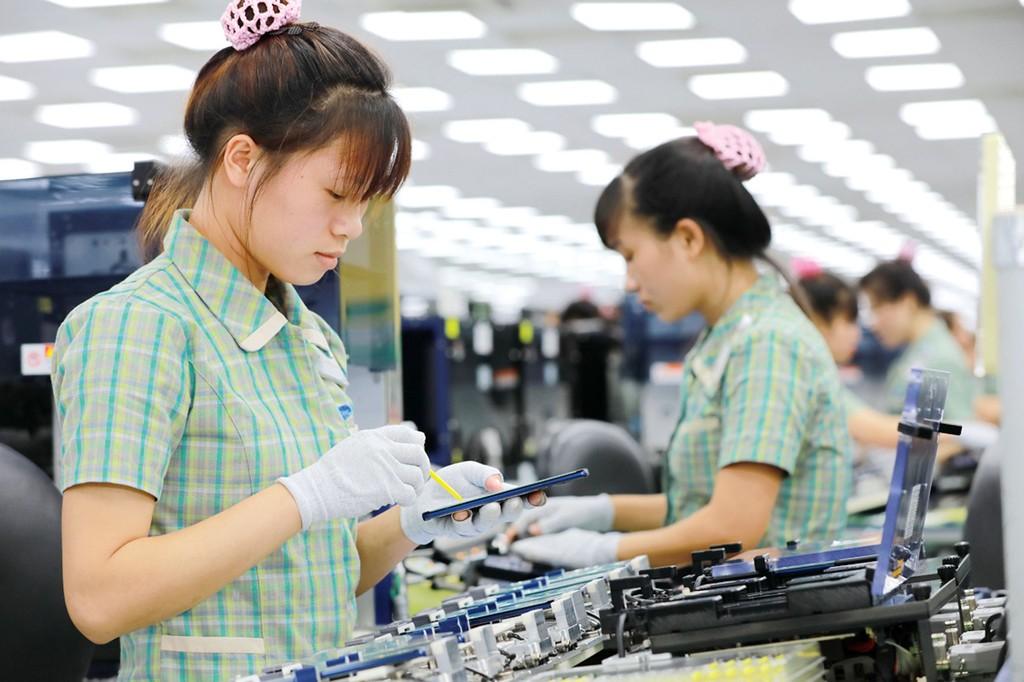 Chuyển giao công nghệ từ khu vực FDI thực chất là một hoạt động của thị trường, thông qua mua bán theo cơ chế thị trường. Ảnh: Nhã Chi