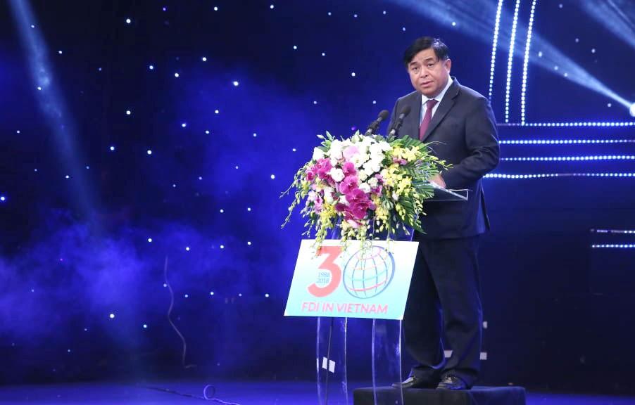Khai mạc Hội nghị tổng kết 30 năm thu hút FDI - ảnh 6