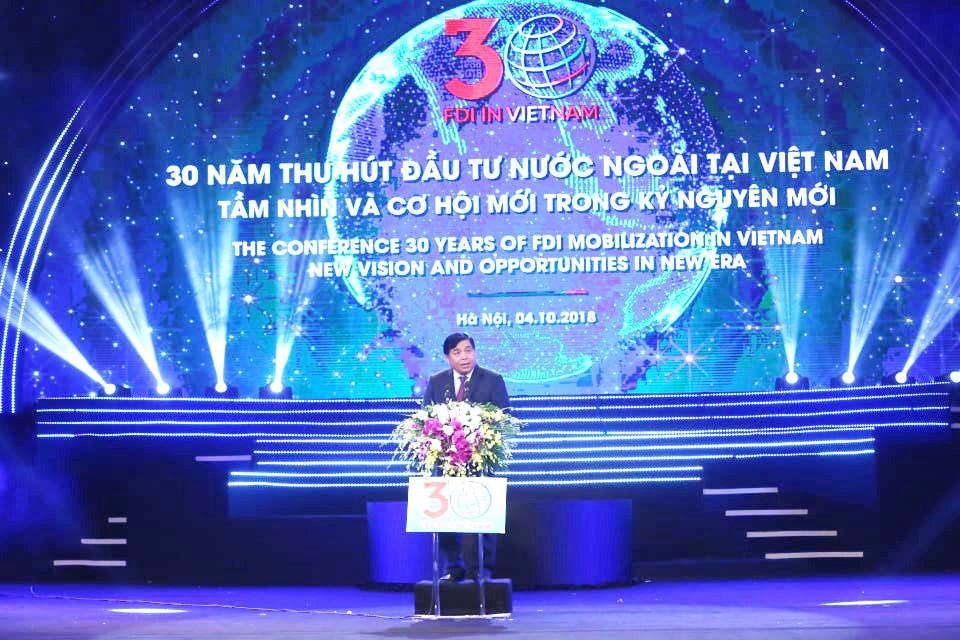 Khai mạc Hội nghị tổng kết 30 năm thu hút FDI - ảnh 5
