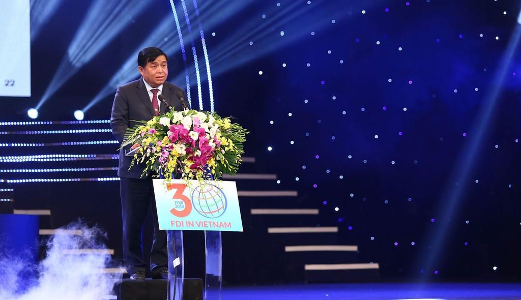 Khai mạc Hội nghị tổng kết 30 năm thu hút FDI - ảnh 7