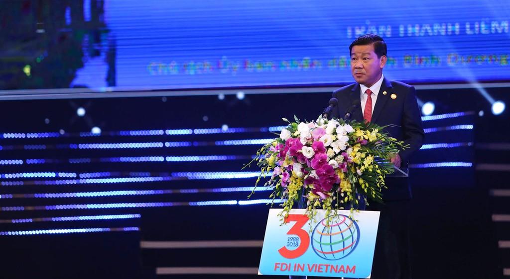 Khai mạc Hội nghị tổng kết 30 năm thu hút FDI - ảnh 12