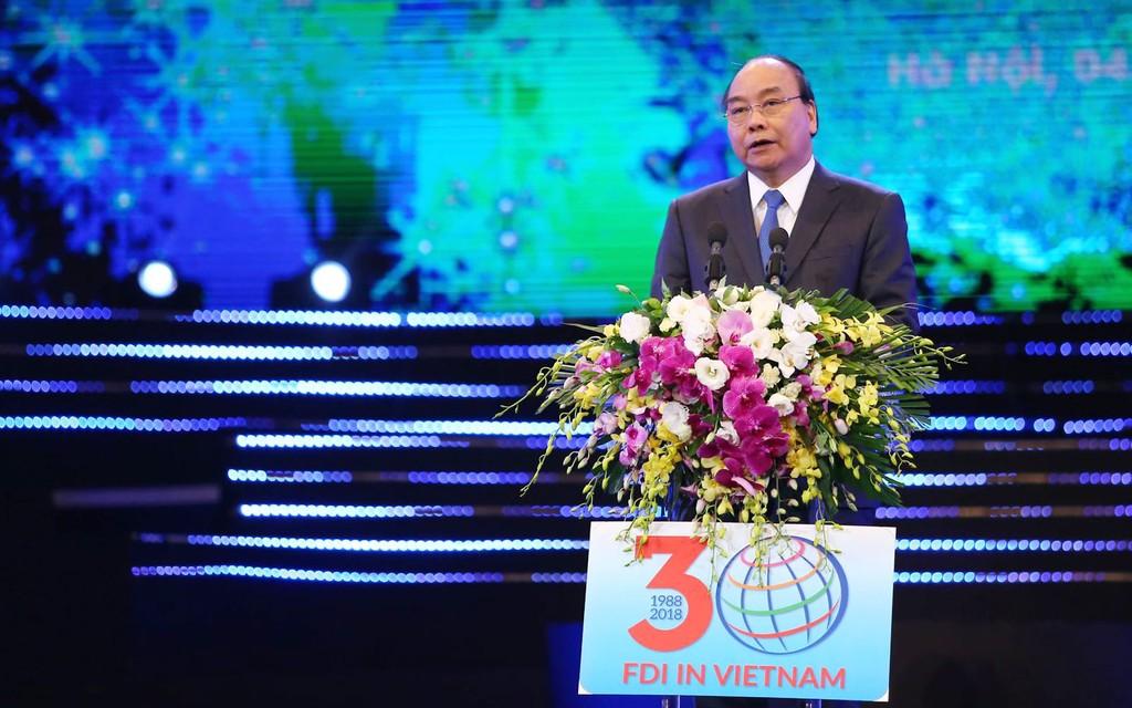 Khai mạc Hội nghị tổng kết 30 năm thu hút FDI - ảnh 15