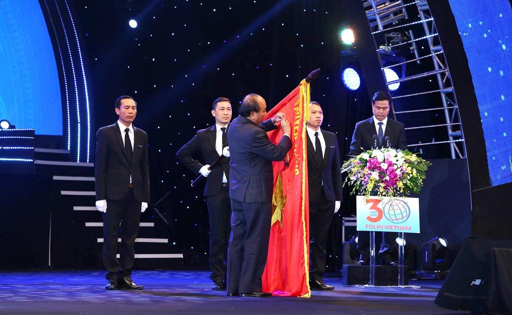 Khai mạc Hội nghị tổng kết 30 năm thu hút FDI - ảnh 17