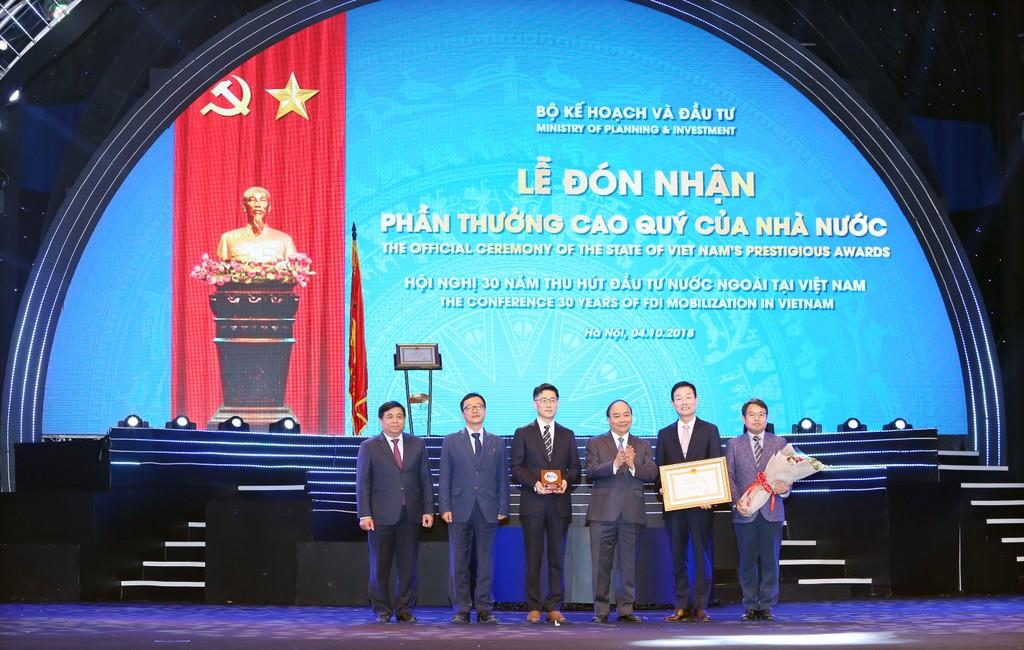 Khai mạc Hội nghị tổng kết 30 năm thu hút FDI - ảnh 20