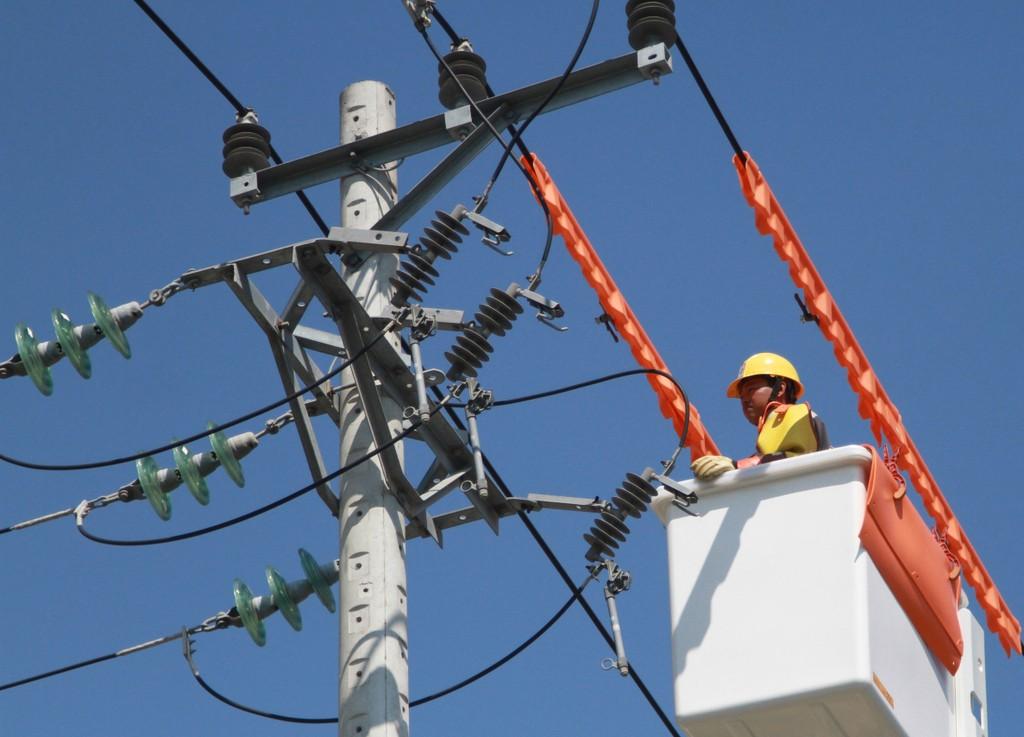 Sản lượng điện thương phẩm toàn EVN lũy kế 9 tháng ước đạt 143 tỷ kWh, tăng 10,13% so cùng kỳ năm trước. Ảnh: Thanh Sang
