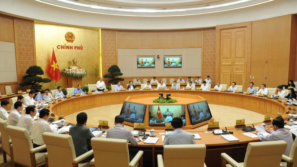 Chính phủ khẳng định khoa học công nghệ là động lực tăng trưởng mới của nền kinh tế. Ảnh: Trần Thanh Hải