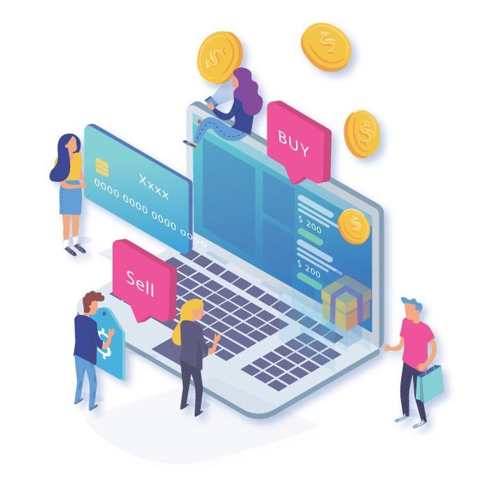 e-Marketplace giúp bên mời thầu có thể mua sắm các mặt hàng phổ biến, trong ngưỡng giá trị gói thầu nhất định theo hình thức chỉ định thầu hoặc chào hàng cạnh tranh