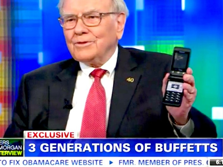 Tỷ phú Warren Buffett tiêu tiền như nào? - ảnh 6
