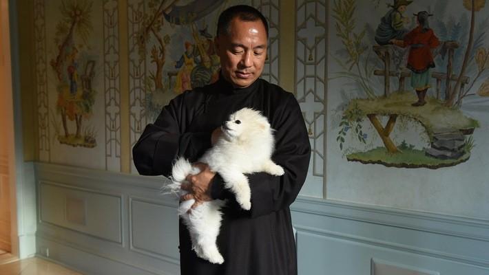 Tỷ phú Guo Wengui - Ảnh: AFP.