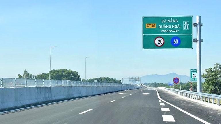 Dự án Phát triển đường cao tốc Đà Nẵng - Quảng Ngãi và Dự án Thủy điện Trung Sơn đang được Ngân hàng Thế giới rà soát và đề nghị hủy 200 triệu USD. Ảnh: M. Toàn