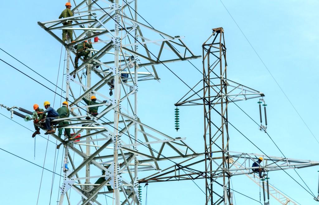 Trong 3 năm trở lại đây, Công ty CP Sông Đà 11 được công khai trúng 23 gói thầu, các gói thầu này đều thuộc ngành điện. Ảnh: Thế Anh