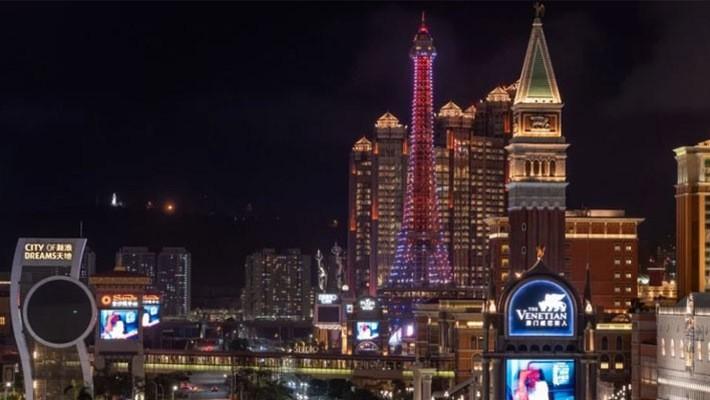 Trong bối cảnh ngành sòng bạc gặp khó, Macau đặt mục tiêu trở thành một điểm đến du lịch cho nhiều đối tượng du khách - Ảnh: Bloomberg/SCMP.