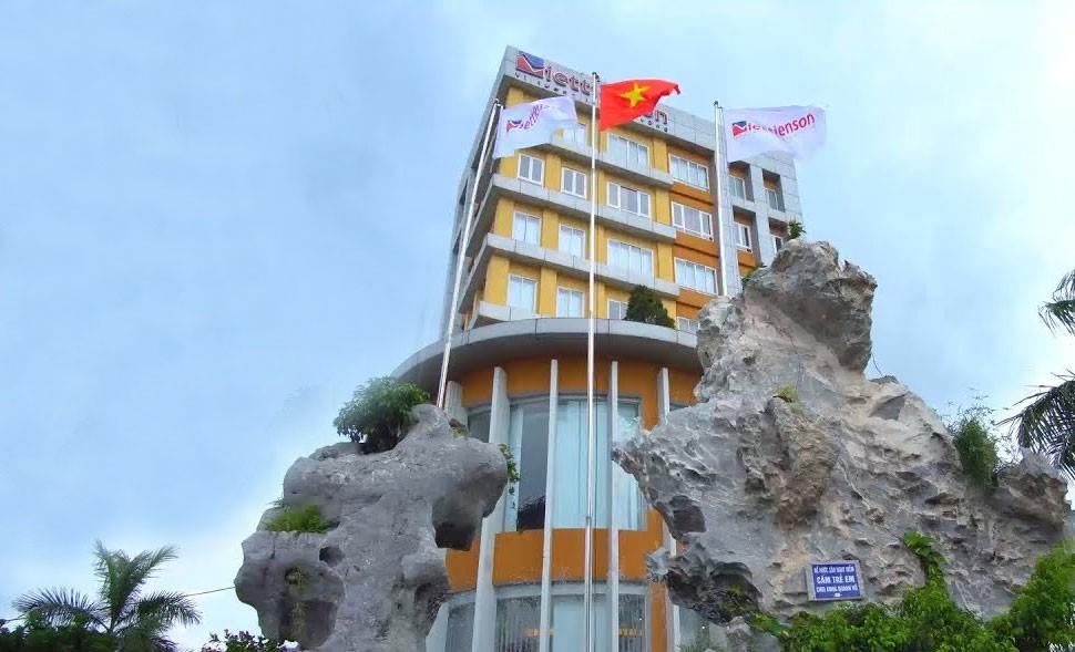 Công ty CP Việt Tiên Sơn Địa Ốc đang triển khai nhiều dự án bất động sản với tổng vốn đầu tư lên đến hàng ngàn tỷ đồng. Ảnh: Hoàng Loan