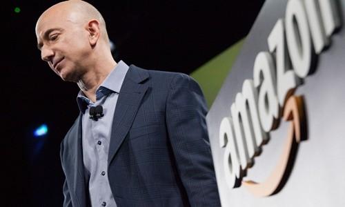 Ông chủ Amazon - Jeff Bezos hiện là người giàu nhất thế giới. Ảnh:AFP
