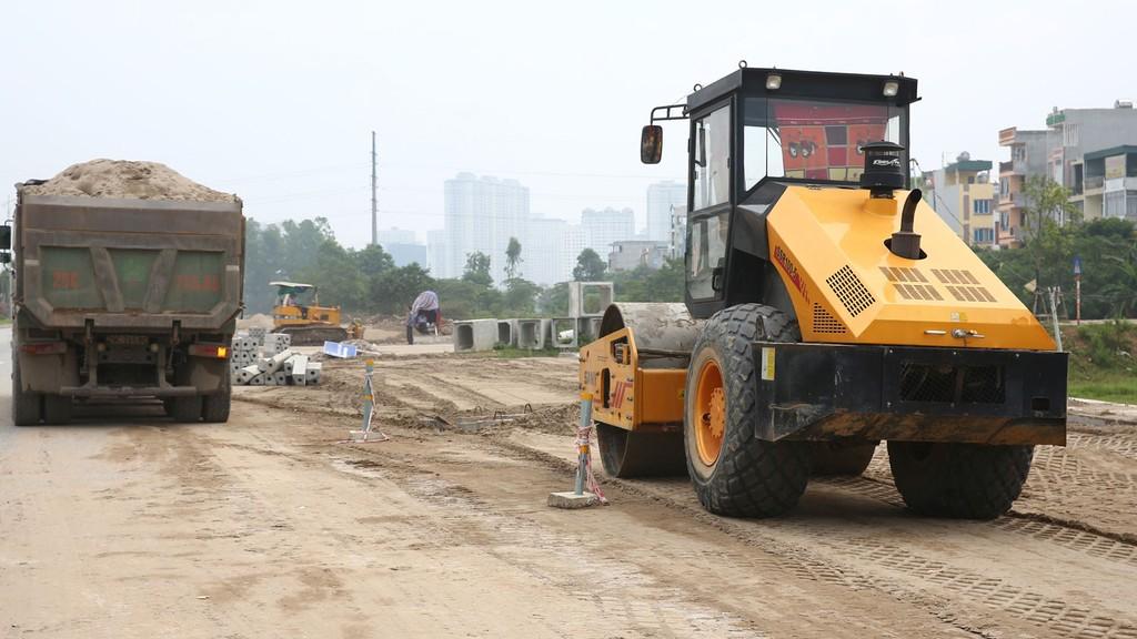 Từ tháng 11/2015 đến nay, Công ty CP Xây dựng Tuyên Hà Thịnh được công khai trúng 17 gói thầu trên địa bàn tỉnh Tuyên Quang. Ảnh: Nhã Chi