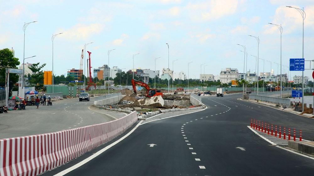 Các dự án PPP tại TP.HCM chủ yếu tập trung trong lĩnh vực hạ tầng giao thông. Ảnh: Hoài Tâm