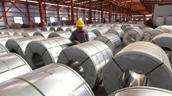 """Nhiều doanh nghiệp nhôm Mỹ đã cáo buộc về sự gia tăng mạnh mẽ của """"nhập khẩu tấm hợp kim nhôm thông thường giá rẻ từ Trung Quốc"""" - Ảnh: Reuters."""