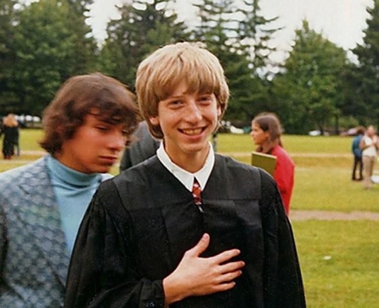 Những sự thật đáng kinh ngạc về Bill Gates - ảnh 3