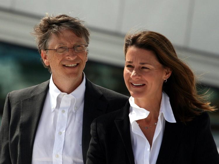 Những sự thật đáng kinh ngạc về Bill Gates - ảnh 9