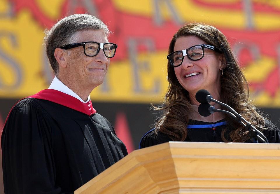 Những sự thật đáng kinh ngạc về Bill Gates - ảnh 11