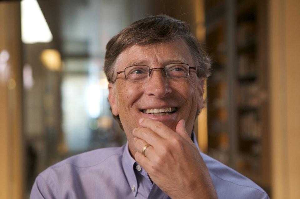 Những sự thật đáng kinh ngạc về Bill Gates - ảnh 12