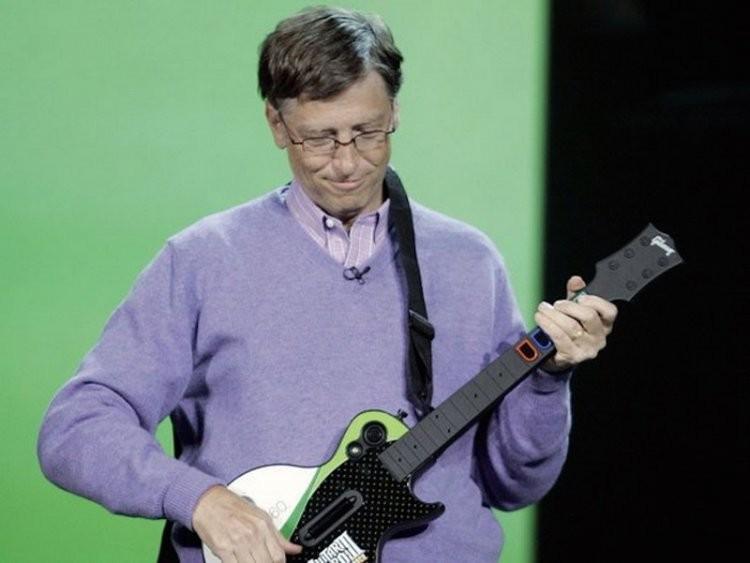 Những sự thật đáng kinh ngạc về Bill Gates - ảnh 13