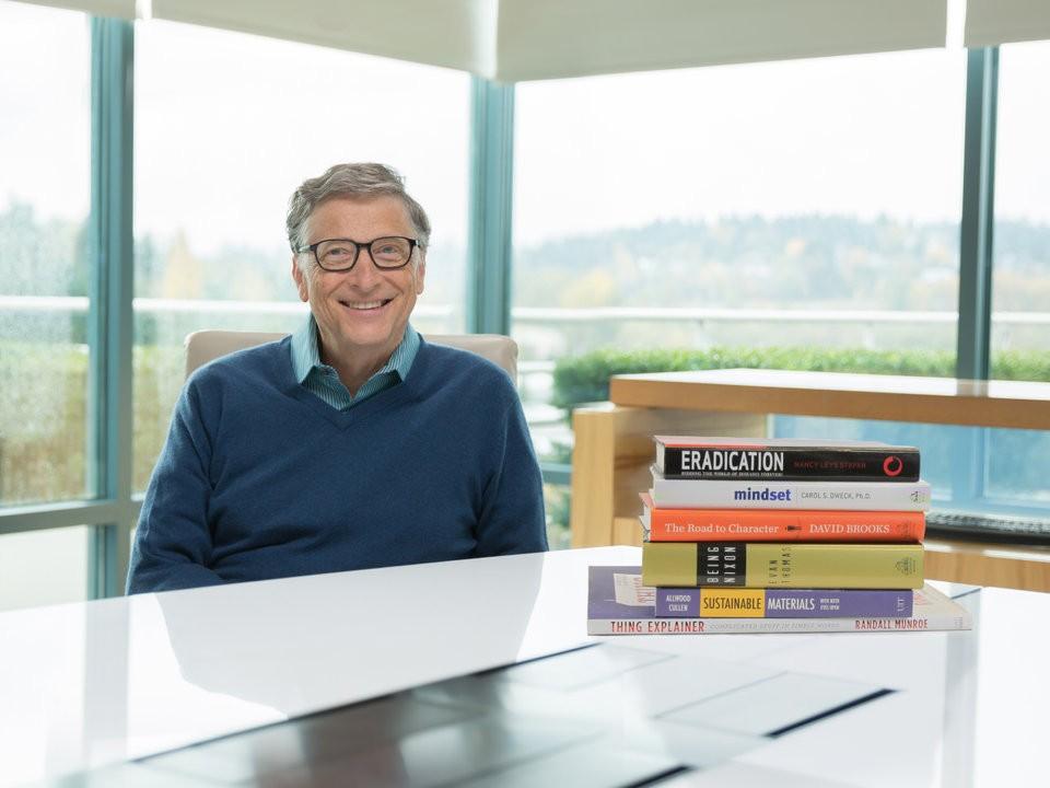 Những sự thật đáng kinh ngạc về Bill Gates - ảnh 14