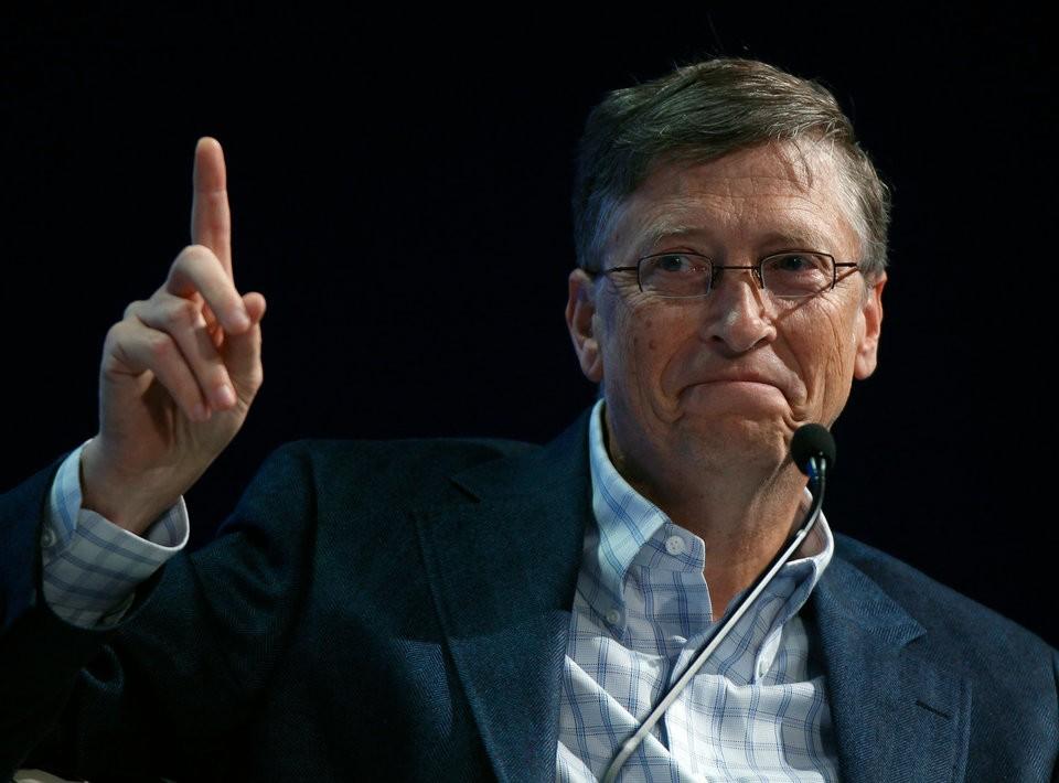 Những sự thật đáng kinh ngạc về Bill Gates - ảnh 15