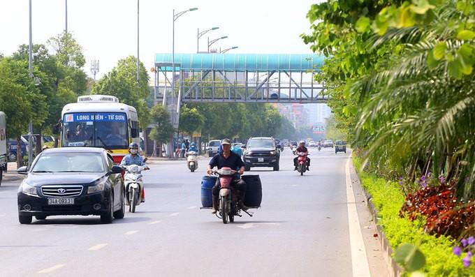 Hệ thống giao thông gần 10.000 tỷ đồng ở quận Long Biên - ảnh 12
