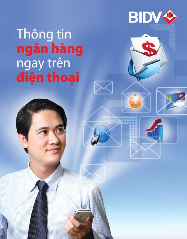 BIDV là một trong những ngân hàng tiên phong ứng dụng công nghệ vào hoạt động thanh toán