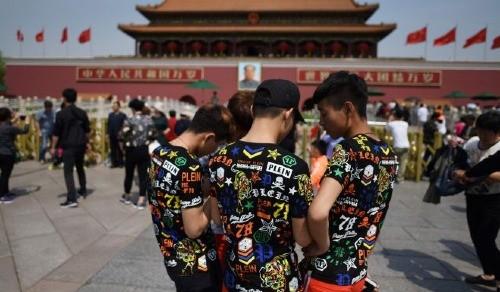 Giới trẻ Trung Quốc ngày càng có xu hướng thích chọn sự nghiệp riêng.Ảnh: SCMP