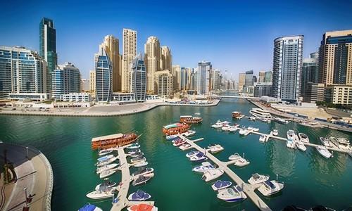 Dubai - một trong các tiểu quốc thuộc UAE. Ảnh:Gulf News