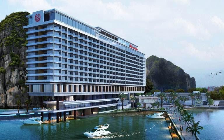 Dự án Khu khách sạn và dịch vụ cao cấp Sheraton Hạ Long Bay sau 3 năm vẫn chỉ nằm trên giấy