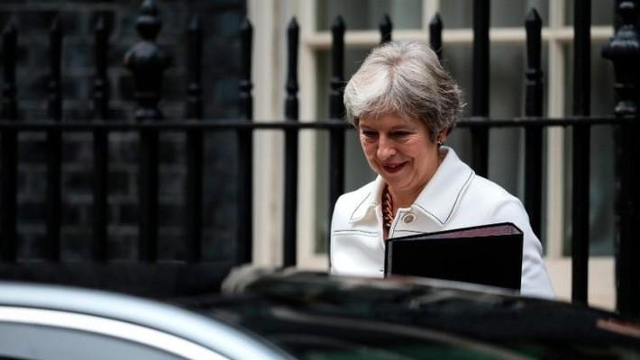 Thủ tướng Anh Theresa May - Ảnh: Getty Images.