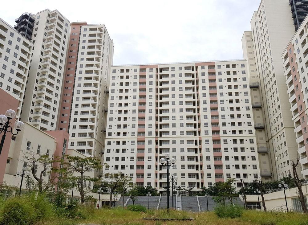 TP.HCM nêu rõ đã xác định giá trị quyền sử dụng đất cho Dự án 1.330 căn hộ theo giá thị trường, đảm bảo công khai, minh bạch và cạnh tranh. Ảnh: Hoài Anh