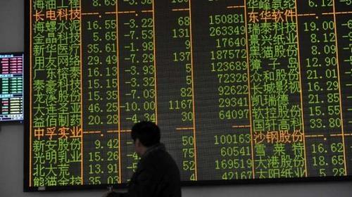 Chứng khoán châu Á tăng điểm phiên đầu tuần. Ảnh: Reuters.com