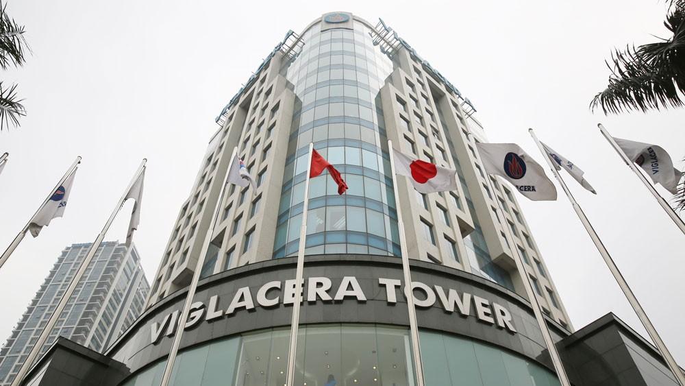 Các khoản nợ bủa vây trong khi hiệu quả kinh doanh của Viglacera Hà Nội giảm sút rõ rệt. Ảnh: Nhã Chi