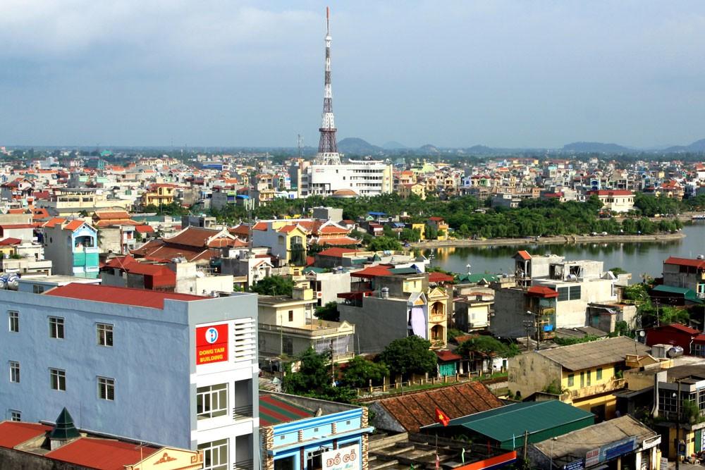 Hà Nam hoàn thiện quy hoạch chi tiết, đồng thời tạo cơ chế để thu hút các dự án phát triển hạ tầng đô thị. Ảnh: Lê Tiên