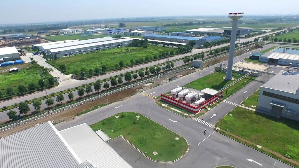 Thời gian tới, Hà Nam ưu tiên thu hút các dự án FDI thuộc lĩnh vực công nghiệp hỗ trợ, công nghiệp chế biến, chế tạo sử dụng công nghệ tiên tiến và thân thiện với môi trường. Ảnh: Nhã Chi