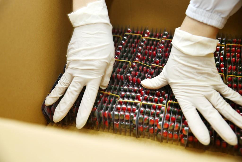 Tình trạng vi phạm hợp đồng diễn ra khá phổ biến trong lĩnh vực đấu thầu cung cấp thuốc cho các cơ sở y tế. Ảnh: Lê Tiên