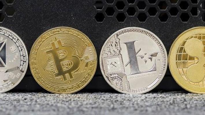 Đợt giảm giá ồ ạt này của Bitcoin và các đồng tiền kỹ thuật số hàng đầu khác bắt đầu từ giữa tháng 11 - Ảnh: Getty/CNBC.