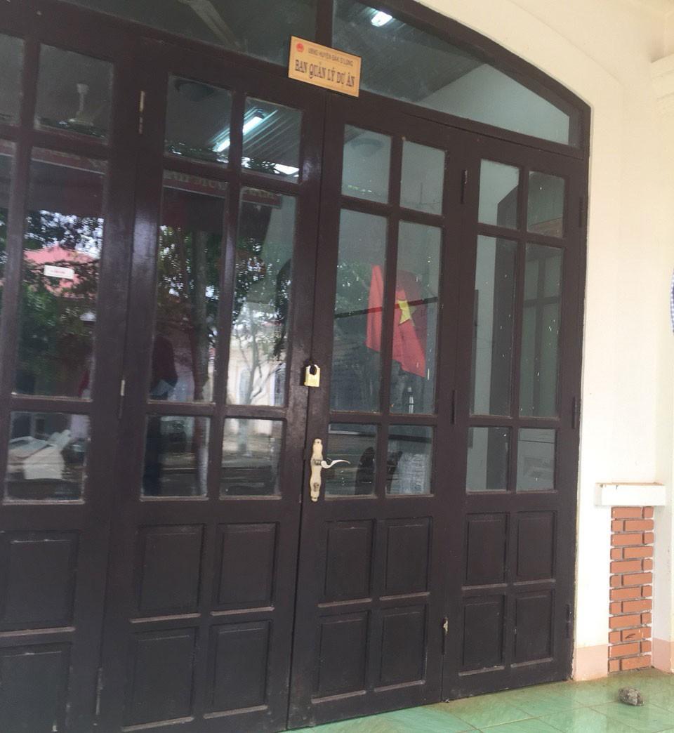 Đấu thầu tại Đăk Glong (tỉnh Đăk Nông): Né nhà thầu đến mua hồ sơ - ảnh 1