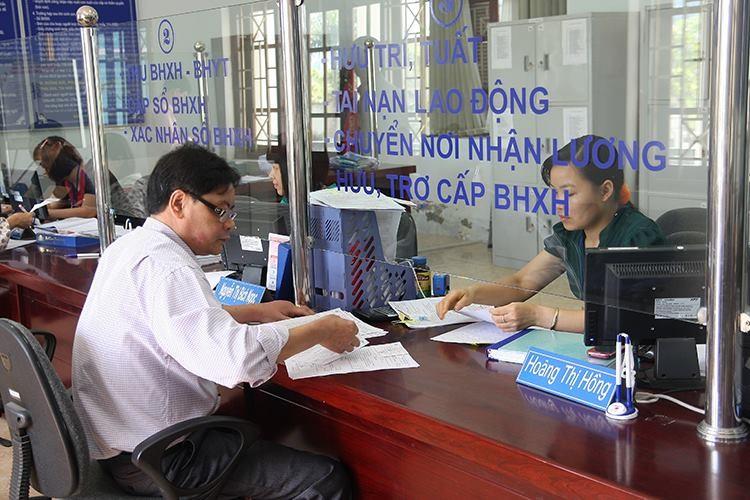 Trong 3 năm qua, TECAPRO trúng 3 gói thầu lớn do Trung tâm Công nghệ thông tin thuộc Bảo hiểm Xã hội Việt Nam mời thầu. Ảnh: Việt Trần