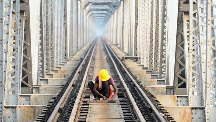 Nhiều áp lực lớn đối với kinh tế Ấn Độ đã được giải tỏa vài tuần trở lại đây - Ảnh: Getty Images.