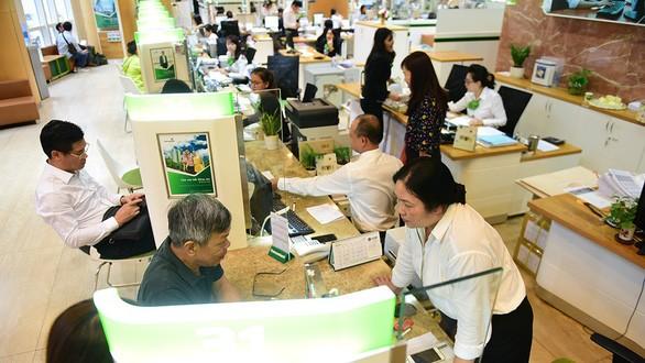 Việc bảo mật thông tin cho khách hàng là một trong những ưu tiên hàng đầu của ngân hàng - Ảnh: QUANG ĐỊNH
